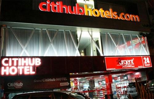 Citihub Hotel Surabaya