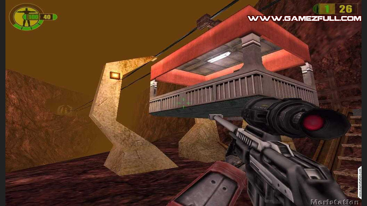 red faction 1 pc español