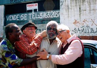 Vila Santa Isabel, Rogério de Moura, Zona Leste de São Paulo, Bom Dia Eternidade, cinema negro, cineasta negro