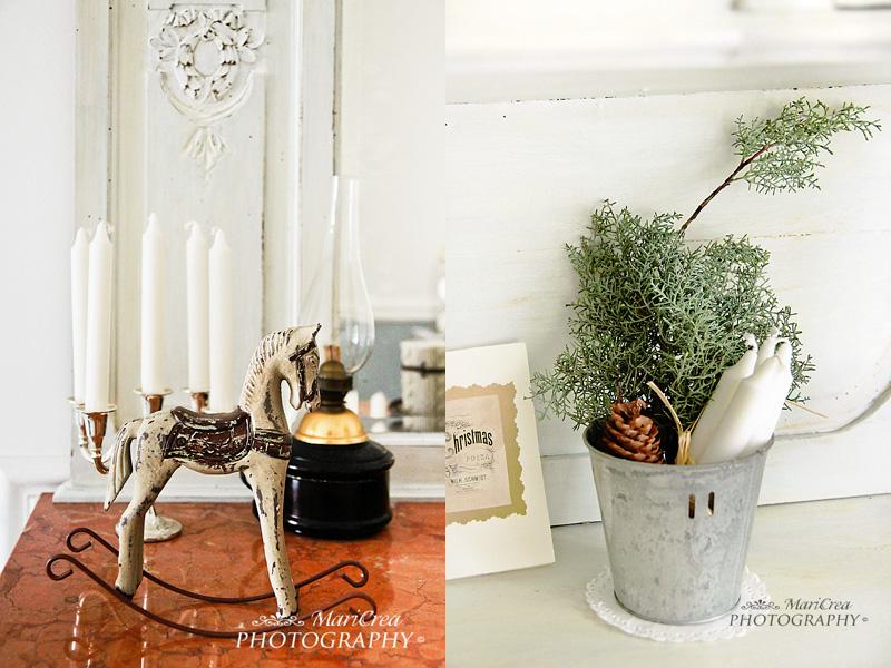 decorazioni natalizie in stile nordico