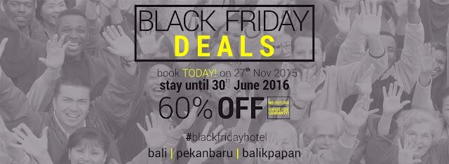Bali Hotel Black Friday Deal at www.blackfridayhotel.com/