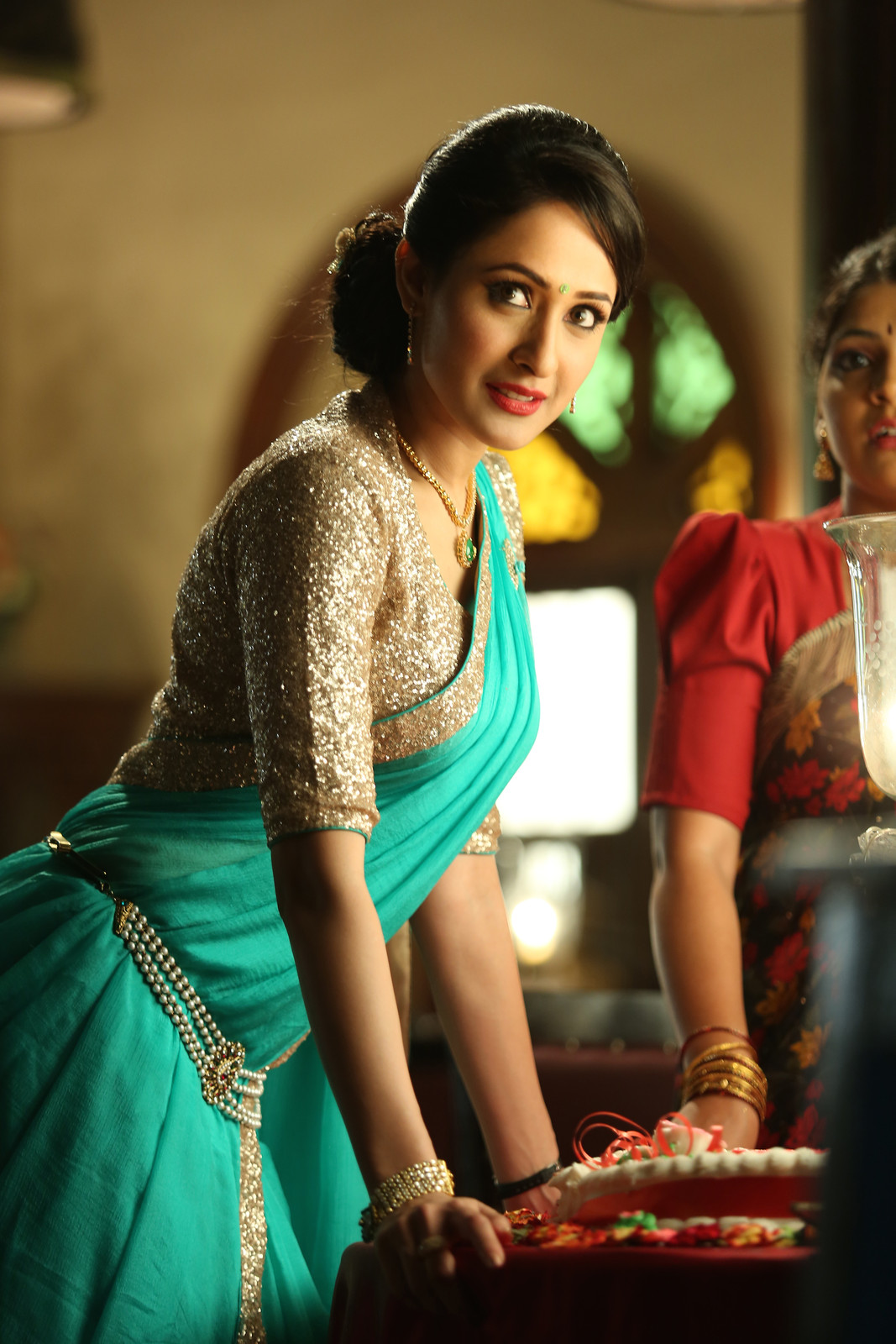 Nayanthara Latest Photos From The Movie Babu Bangaram – Cine Desire
