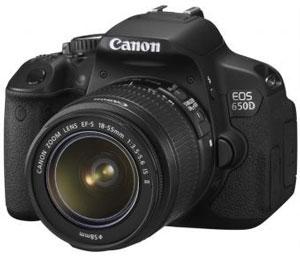 Harga Canon EOS 650D