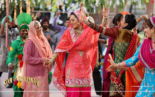 Son Of Sardaar Hot Punjaban Sonakshi Sinha Dancing