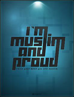 Gambar Indah Islami - I Am Proud To Be A Muslim