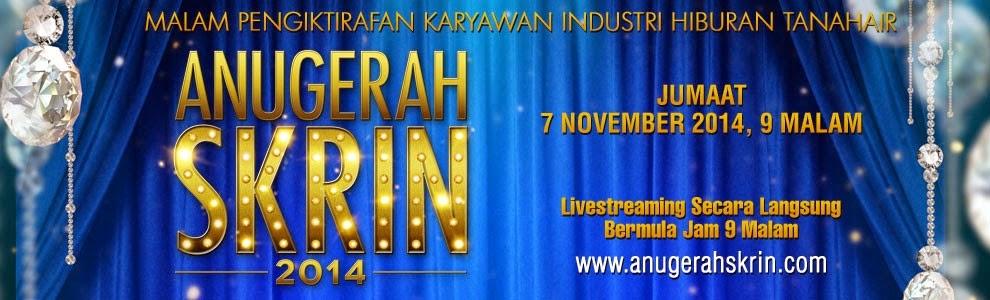 Anugerah Skrin 2014