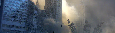 Bill Biggart, fotografia del crollo della torre Nord del World Trade Center