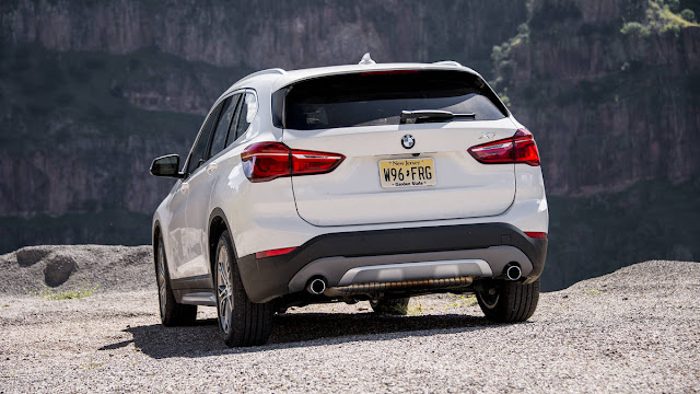 2016 New BMW Generation X1 xDrive28i back view