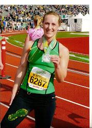 Eugene Half Marathon 2010