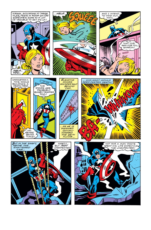 Captain America (1968) Issue #233 #148 - English 16