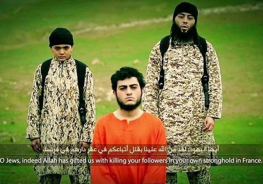10-yr-old ISIS recruit shoots dead 'Israeli spy'