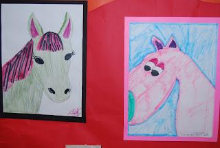 Montgomery Catholic St. Bede Elementary Showcases Art 5