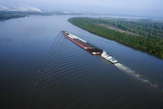 نهر الميسيسبي - أطول أنهار العالم