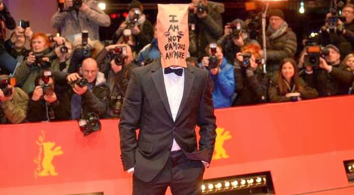 Shia Labeouf, paper bag, not famous anymore, nymphomaniac, whorrified,