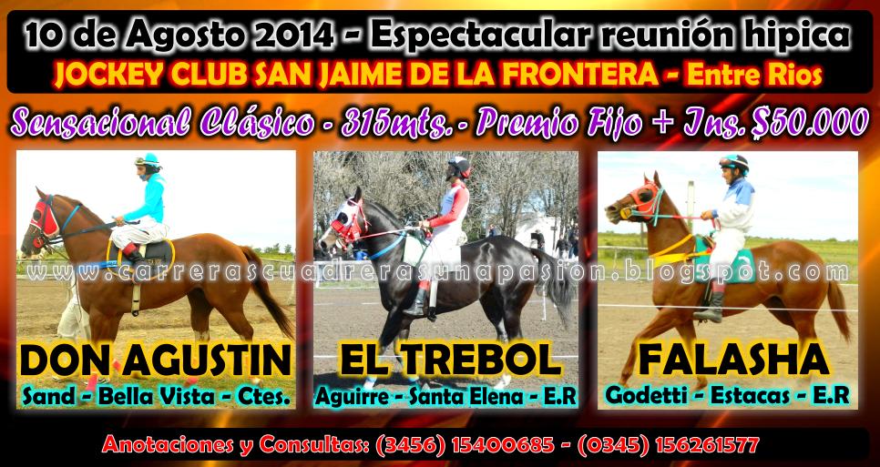 SAN JAIME - REUNION 10.08.2014 + CLASICO 315