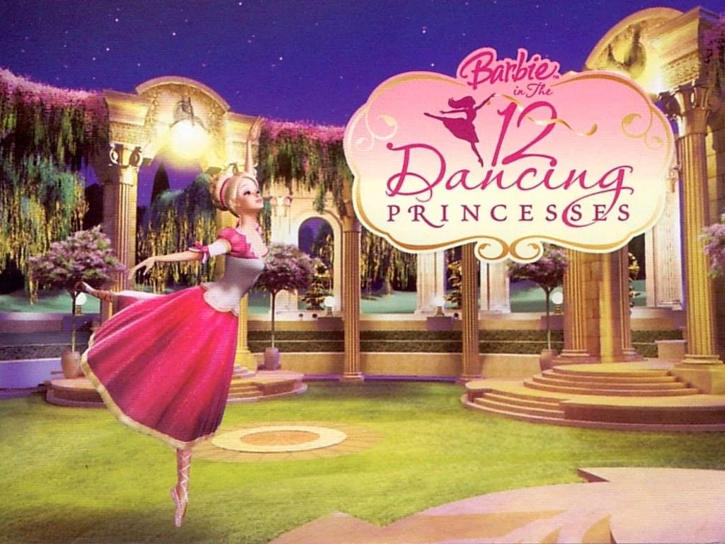 Barbie in the 12 dancing princesses 2006 wallpapers free - Barbie 12 princesse ...