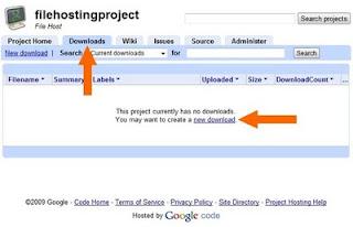 upload javascript google code