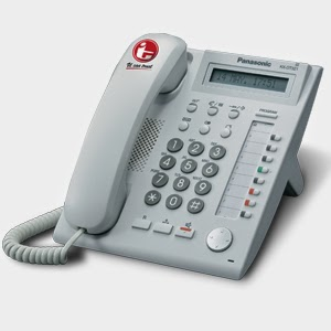 jual telepon digital panasonic kx-dt321 di denpasar bali