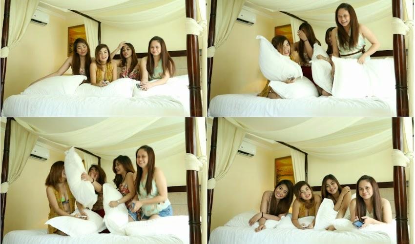 Hello from Boracay Mandarin Hotel!