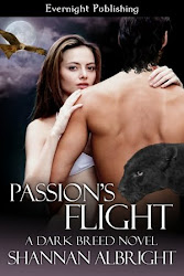 Passion&#39;s Flight: A Dark Breed Novel