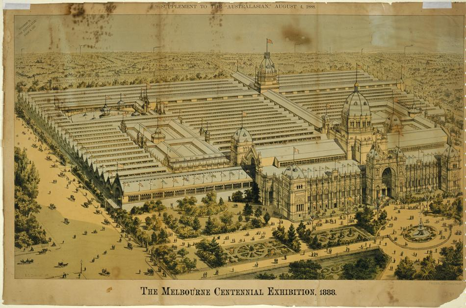 Exhibition Stand Builders Melbourne : The lothians quot stanhope recalls melbourne centennial