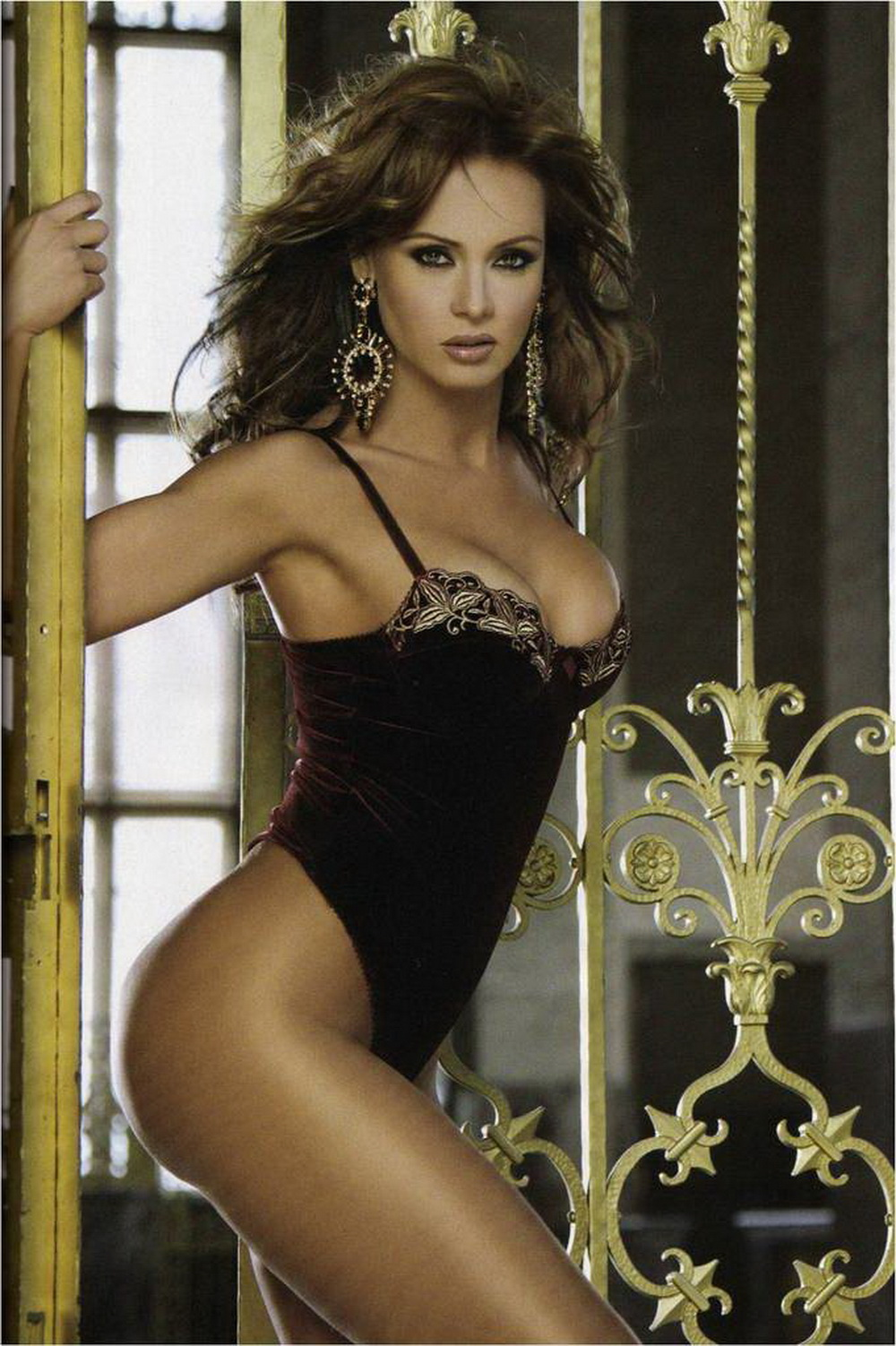 Crush Of The Day..!: Gabriela Spanic Hot in Lingerie