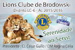 LIONS CLUBE DE BRODOWSKI
