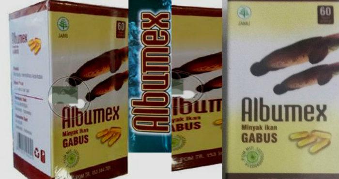 Harga Albumex minyak ikan gabus
