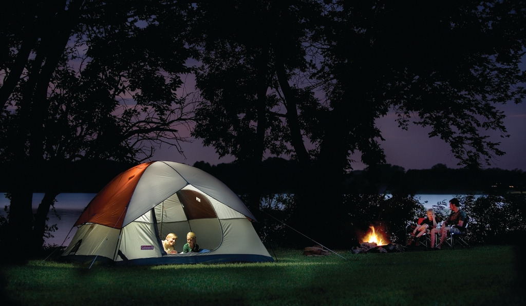 Family Backyard Camping : Keeping it Simple (KISBYTO) Great American Backyard Campout  2012