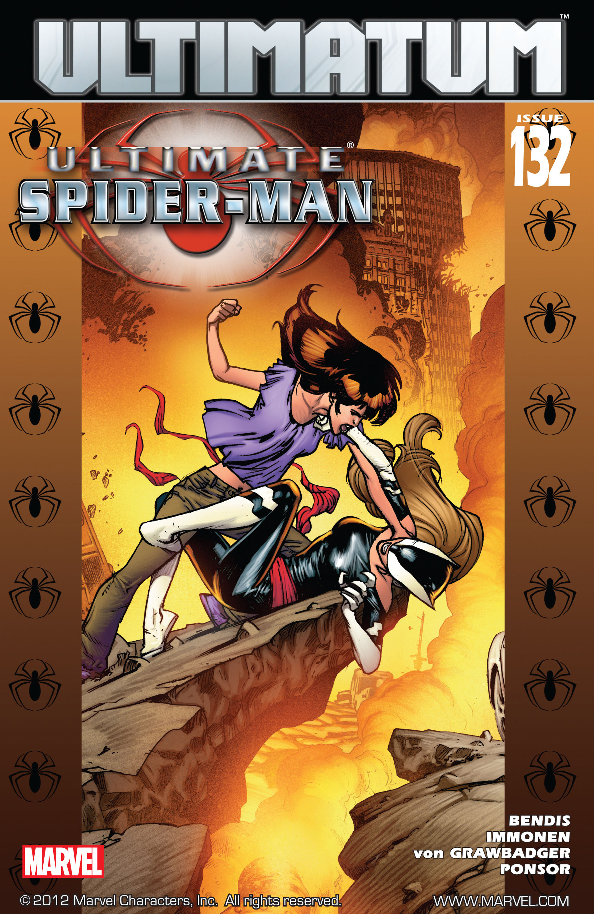 Ultimate Spider-Man (2000) Issue #132 #136 - English 1