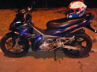 Transfer Bodi Yamaha Jupiter Mx ke Yamaha X1R