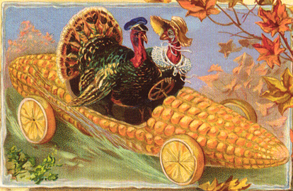 The Automobile And American Life Happy Thanksgiving