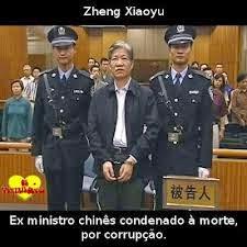 Lugar de corrupto é na cadeia
