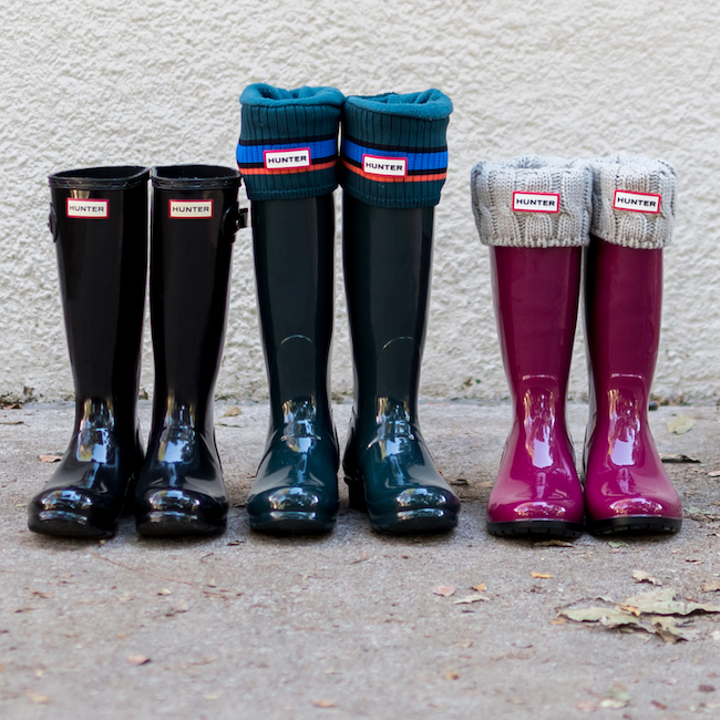 Hunter & Ugg Rain Boot Review | Honey We\'re Home