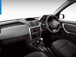 Renault duster car 2013 interior - صور سيارة رينو داستر 2013 من الداخل