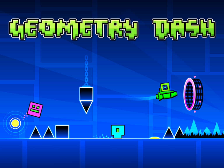 Geometry Dash Lite Free App Game By RobTop Games AB