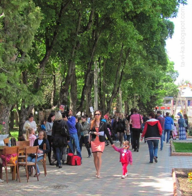 Детский парк Симферопля