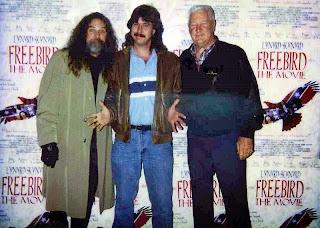 Lynyrd Skynyrd - Oud bandlid Artimus Pyle, C.J. Dubuisson en Leonard Skinner