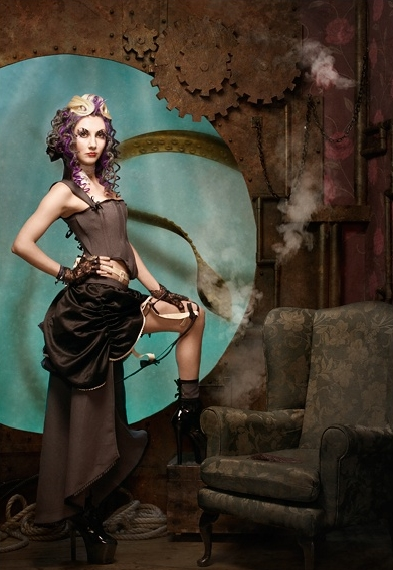 steampunk outfits