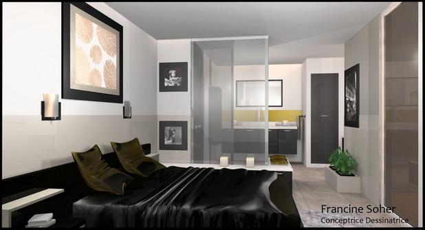 Meilleurs conceptions d 39 int rieur de chambre principale for Belle chambre parentale