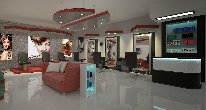 Peluqueros net - Interiores de peluquerias ...