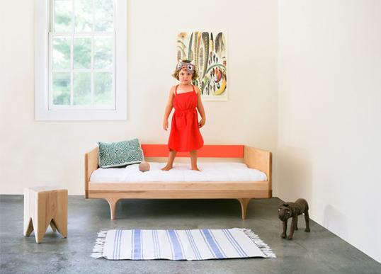 デザイン性の高いオシャレでかわいい子供用ベッド