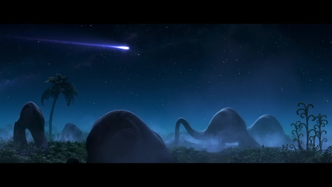 Truth & lies in Pixar's 'The Good Dinosaur'