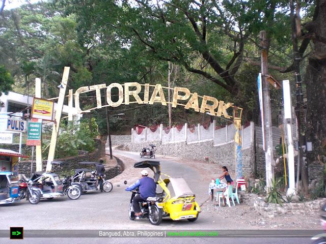 Victoria Park, Bangued, Abra