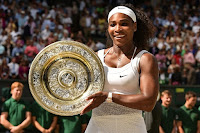 Serena Williams wins Wimbeldon 2015
