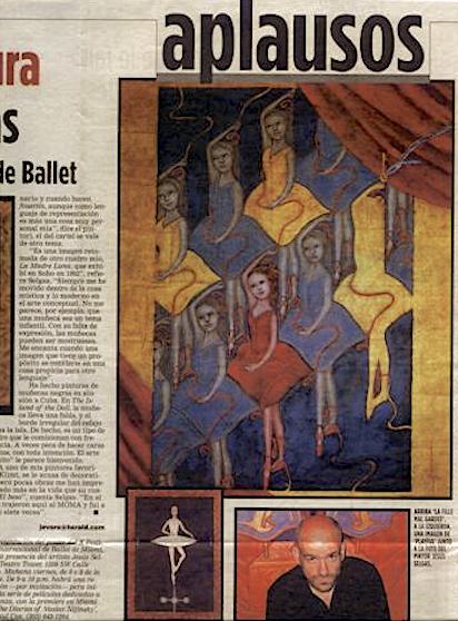 El Nuevo Herald / Aplausos / 2005