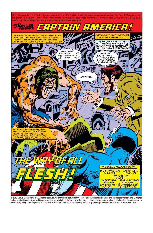 Captain America (1968) Issue #244 #159 - English 2