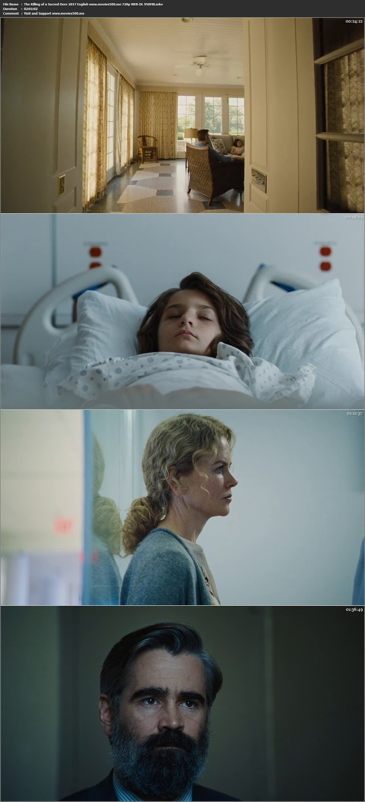The Killing of a Sacred Deer 2017 English Full Movie WEB DL 720p at softwaresonly.com