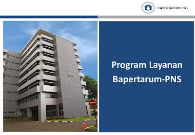 Lowongan Kerja Terbaru Bapertarum 2016