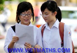 Đáp án đề thi đại học khối A năm 2013 môn toán lý hóa